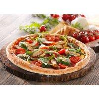 Pizza con Rucola e Pollo