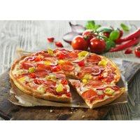 "Pizza ""Frisch & Knusprig"" Piccante"